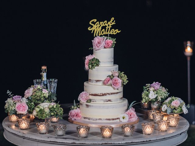 Il matrimonio di Matteo e Sara a Torre del Lago, Lucca 71