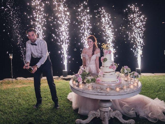 Il matrimonio di Matteo e Sara a Torre del Lago, Lucca 72