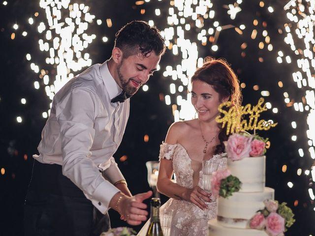 Il matrimonio di Matteo e Sara a Torre del Lago, Lucca 73
