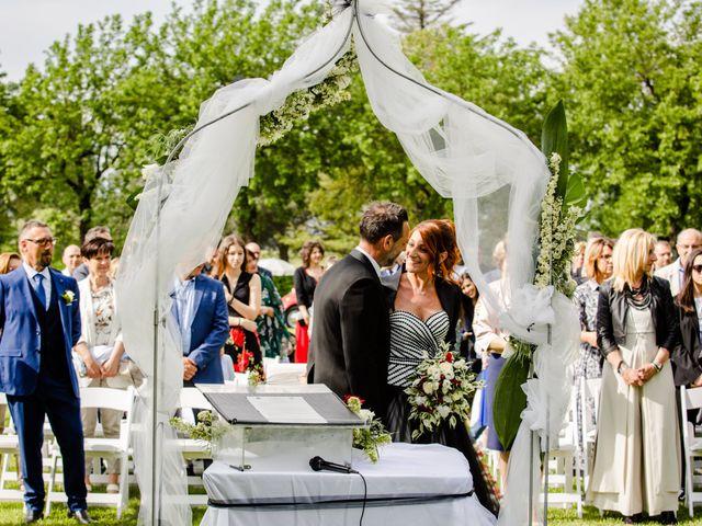 Il matrimonio di Moreno e Vania a Spresiano, Treviso 7