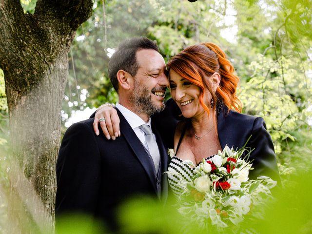 Il matrimonio di Moreno e Vania a Spresiano, Treviso 10