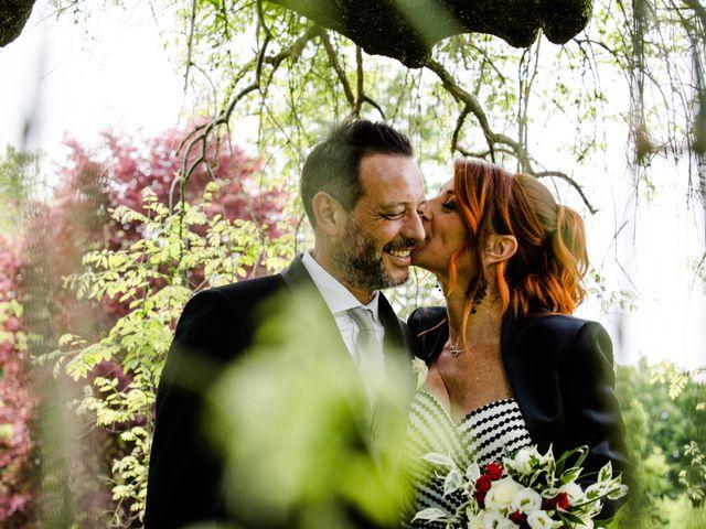 Il matrimonio di Moreno e Vania a Spresiano, Treviso 11