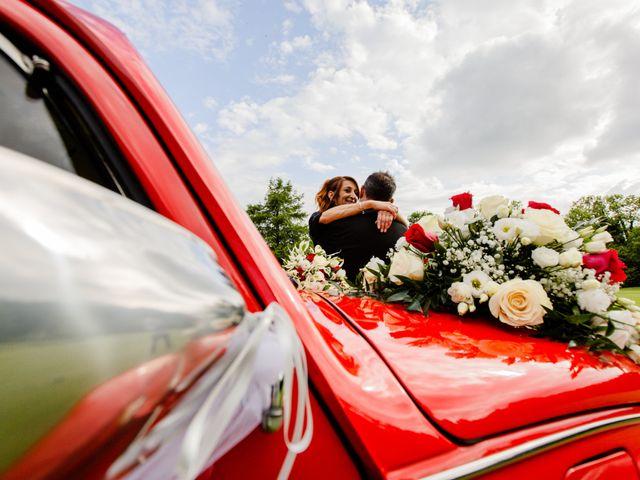Il matrimonio di Moreno e Vania a Spresiano, Treviso 12
