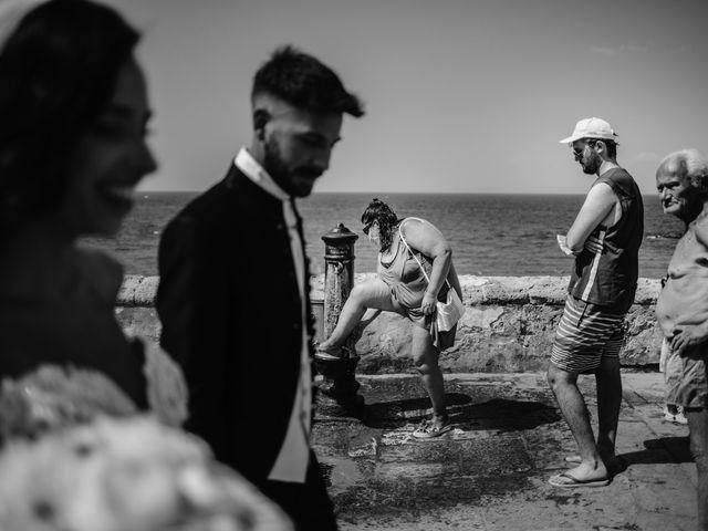 Il matrimonio di Micaela e Michele a Gallipoli, Lecce 16
