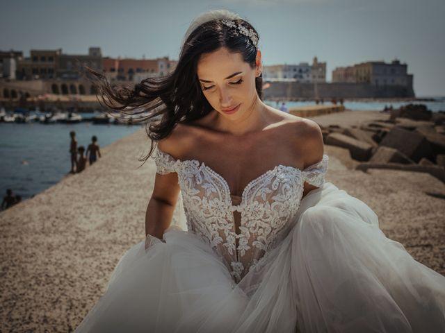 Il matrimonio di Micaela e Michele a Gallipoli, Lecce 18