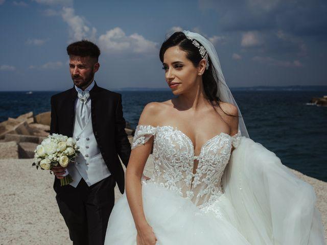 Il matrimonio di Micaela e Michele a Gallipoli, Lecce 19