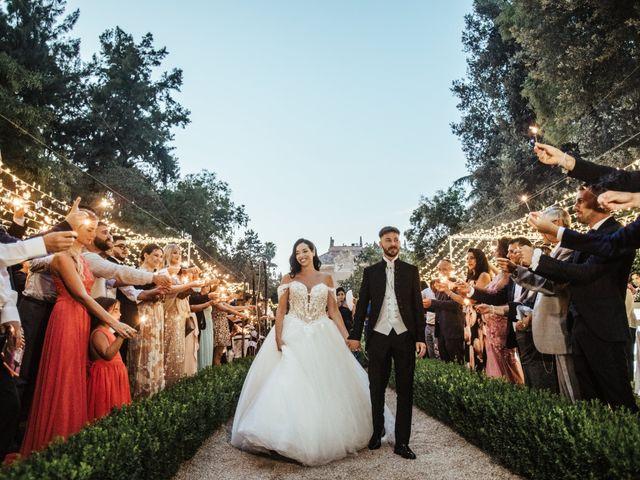 Il matrimonio di Micaela e Michele a Gallipoli, Lecce 29