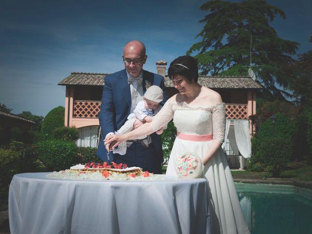 Il matrimonio di Riccardo e Barbara a Bracciano, Roma 5