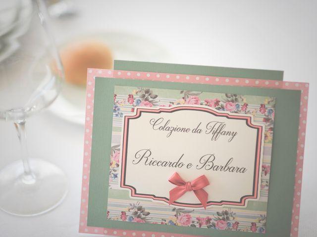 Il matrimonio di Riccardo e Barbara a Bracciano, Roma 17