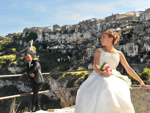 Il matrimonio di Vincenzo e Ronsangela a Matera, Matera 7