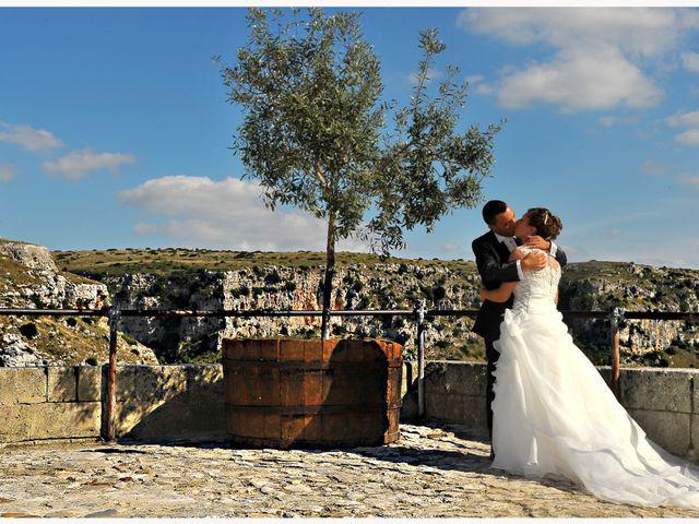 Il matrimonio di Vincenzo e Ronsangela a Matera, Matera 8