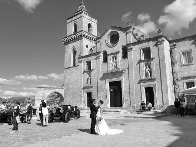 Il matrimonio di Vincenzo e Ronsangela a Matera, Matera 9