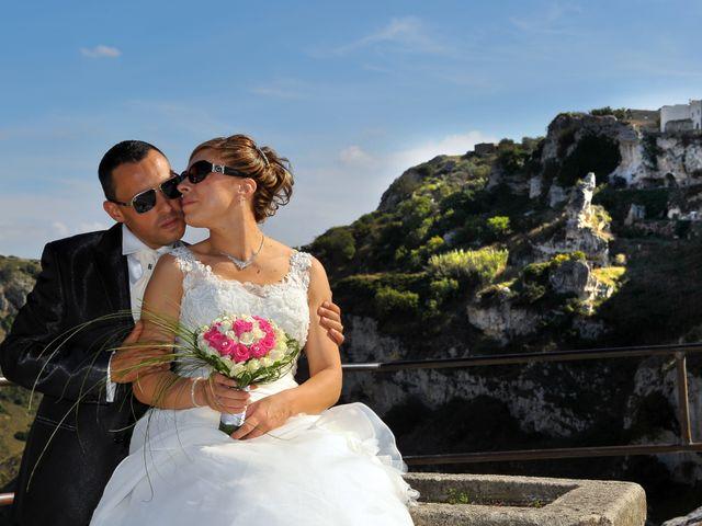 Il matrimonio di Vincenzo e Ronsangela a Matera, Matera 11
