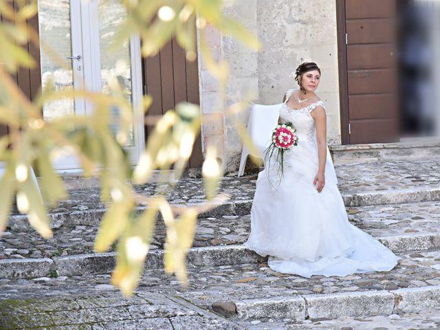 Il matrimonio di Vincenzo e Ronsangela a Matera, Matera 12