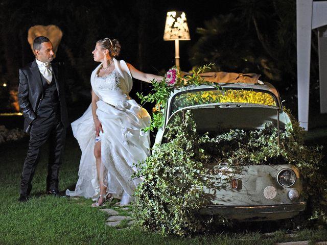 Il matrimonio di Vincenzo e Ronsangela a Matera, Matera 13