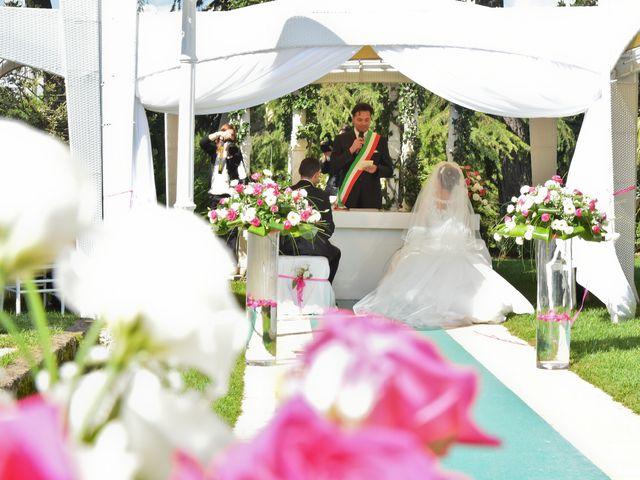 Il matrimonio di Vincenzo e Ronsangela a Matera, Matera 19