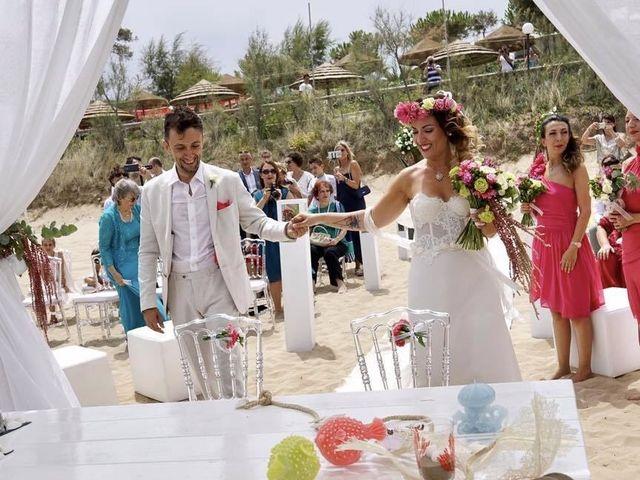 Il matrimonio di Mauro e Marinella  a Peschici, Foggia 1