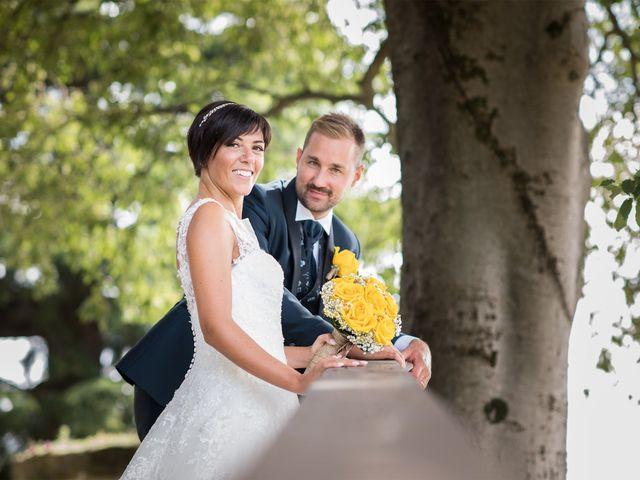 Le nozze di Claudia e Erik