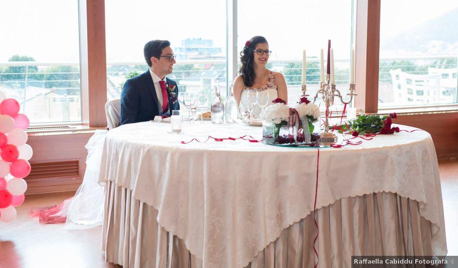 Il matrimonio di Marcello e Melanie a Loano, Savona