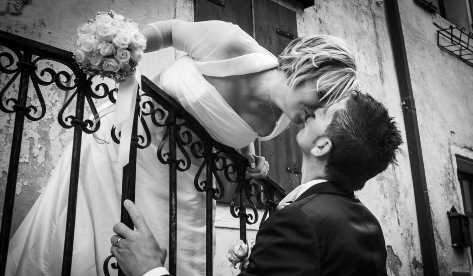 Il matrimonio di Adriano e Federica a Caprino Veronese, Verona