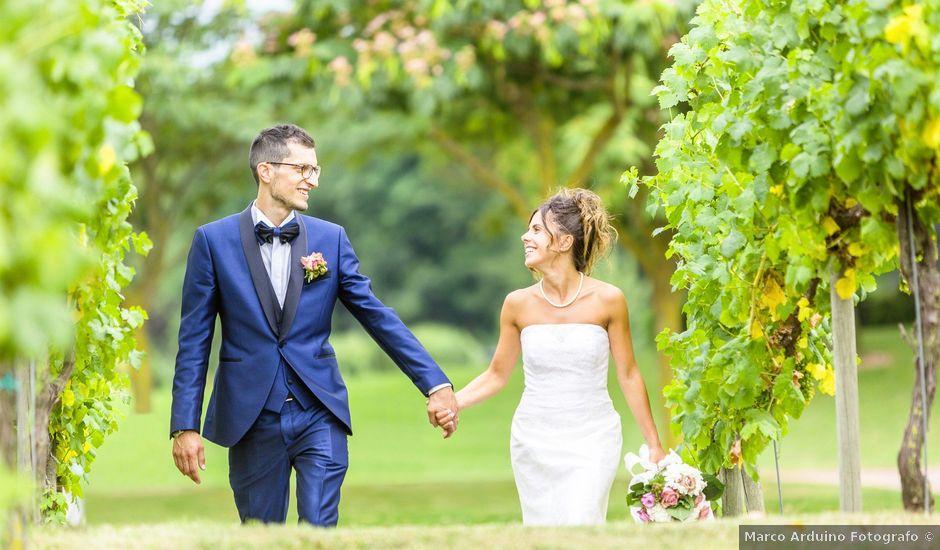 Il matrimonio di Fabio e Deborah a Varallo Pombia, Novara