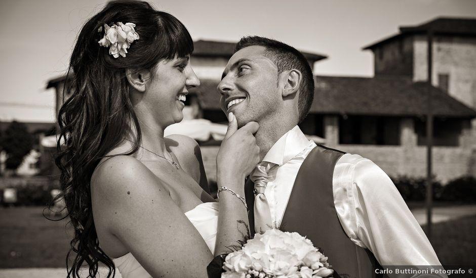 Il matrimonio di Luca e Giada a Martinengo, Bergamo