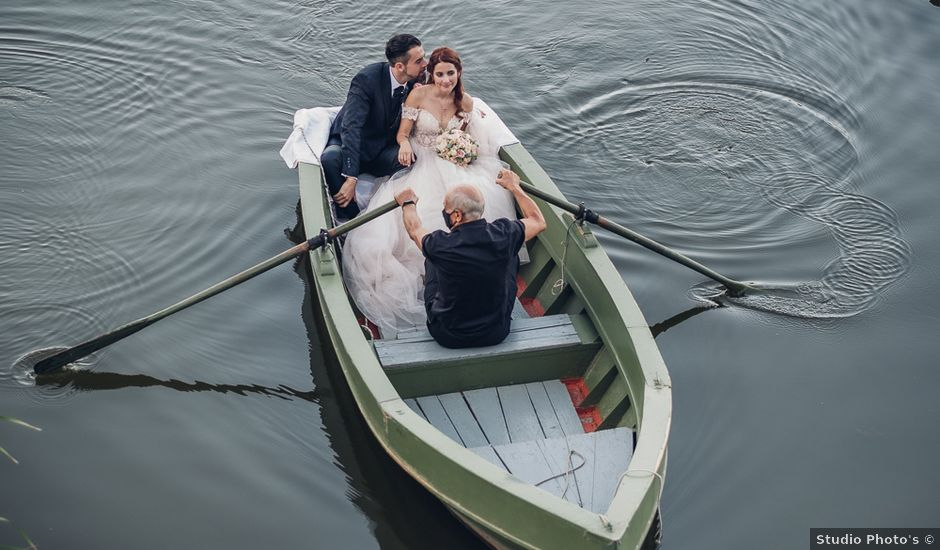 Il matrimonio di Matteo e Sara a Torre del Lago, Lucca
