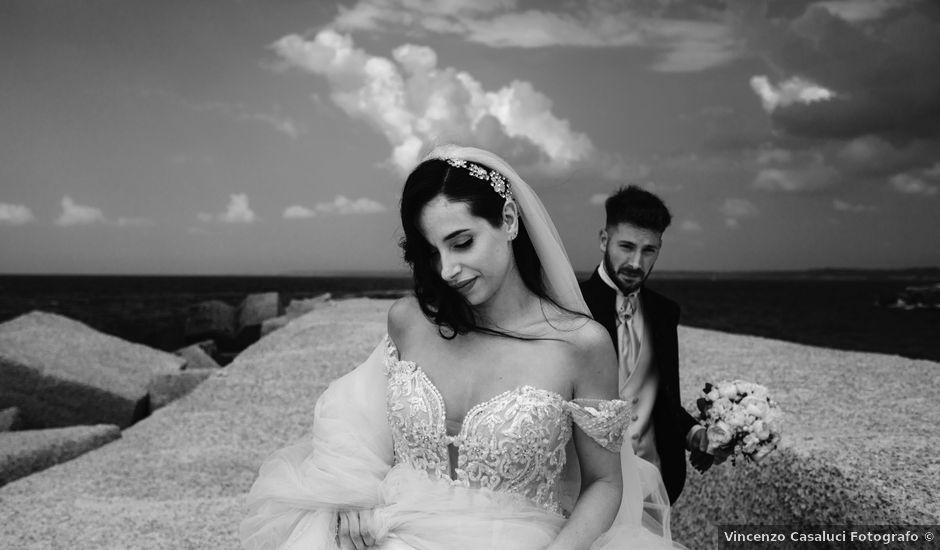 Il matrimonio di Micaela e Michele a Gallipoli, Lecce