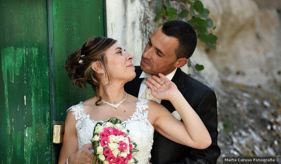 Il matrimonio di Vincenzo e Ronsangela a Matera, Matera