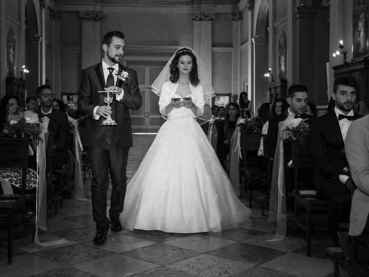 Le nozze di Michela e Jacopo