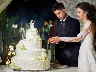 Le nozze di Mariagrazia e Alex 1