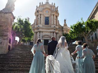 Le nozze di Mariagrazia e Alex