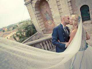Le nozze di Jessica e Orazio