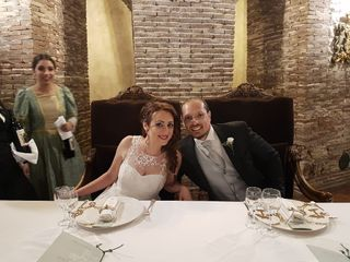 Le nozze di Candida e Salvatore