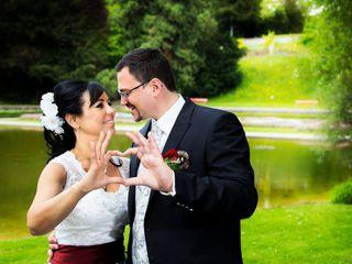 Le nozze di Nelby e David