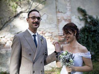 Le nozze di Letizia e Valerio