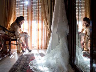 Le nozze di Clara e Pablo 1