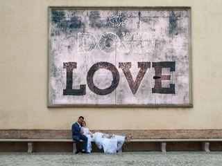Le nozze di Eleonor e Luca