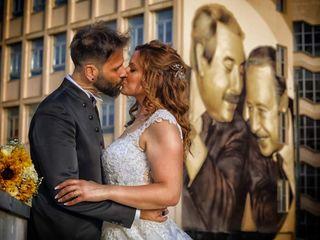 Le nozze di Rita e Gino