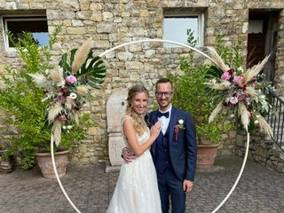 Le nozze di Elena e Manuel 1