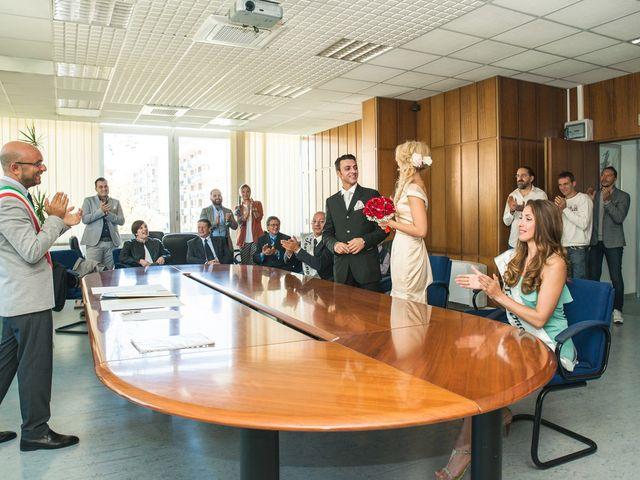 Il matrimonio di Fabio e Giulia a Rivoli, Torino 8