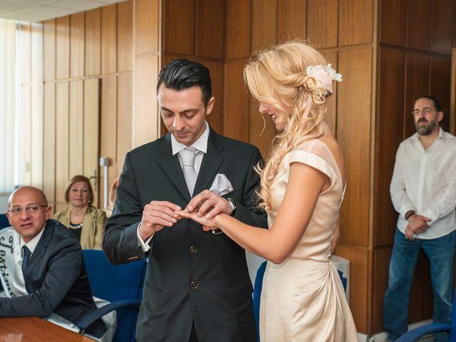 Il matrimonio di Fabio e Giulia a Rivoli, Torino 9