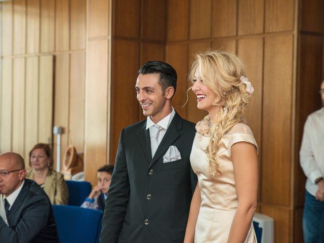 Il matrimonio di Fabio e Giulia a Rivoli, Torino 10