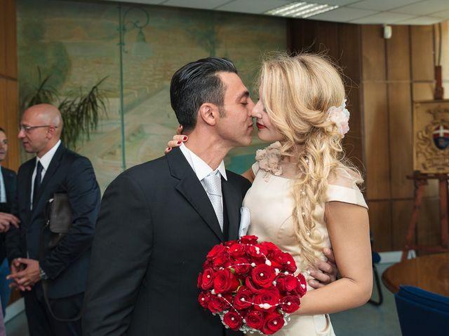 Il matrimonio di Fabio e Giulia a Rivoli, Torino 11