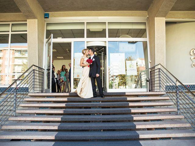 Il matrimonio di Fabio e Giulia a Rivoli, Torino 12