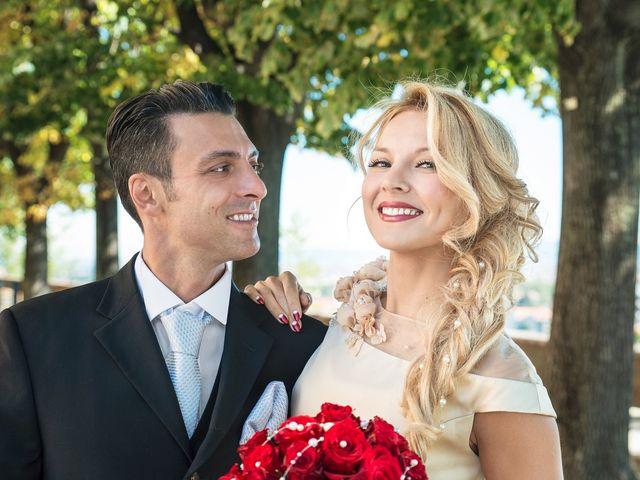 Il matrimonio di Fabio e Giulia a Rivoli, Torino 16