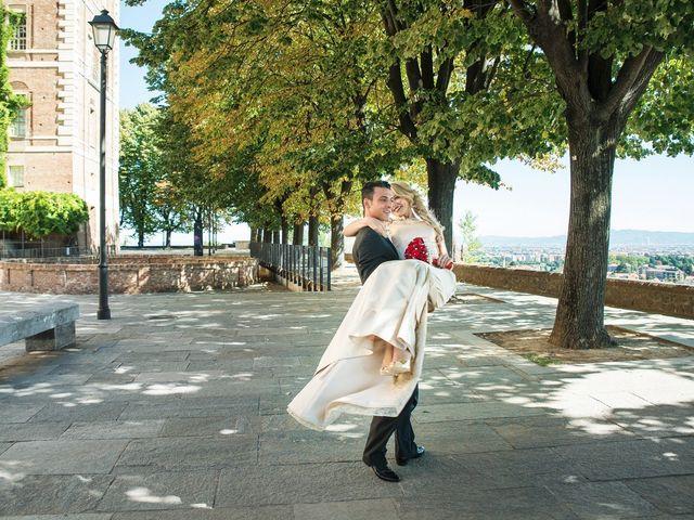 Il matrimonio di Fabio e Giulia a Rivoli, Torino 18