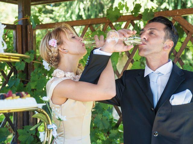 Il matrimonio di Fabio e Giulia a Rivoli, Torino 36