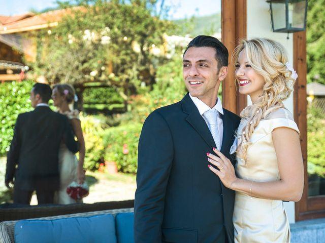 Il matrimonio di Fabio e Giulia a Rivoli, Torino 42