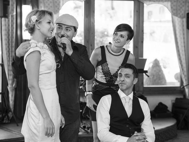 Il matrimonio di Fabio e Giulia a Rivoli, Torino 86